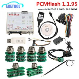 Transmission Box Australia - PCMFlash V1.1.95 KTMFLASH ECU Programmer ECU Power Upgrade Transmission Box New DiaLink J2534 Transfer Fast KTM Flash ECU