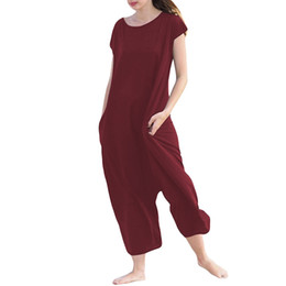 5c91001cbe19 Shop Womens Plus Size Cotton Jumpsuits UK