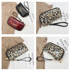 Leopard Print Clutch Evening Bag Australia - Fashion European and exquisite leopard print lady hand bag shell bag elegant temperament ladies evening bag