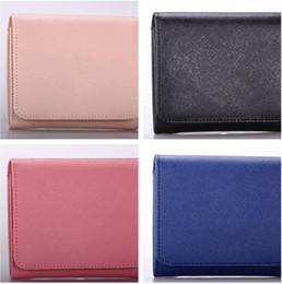 $enCountryForm.capitalKeyWord Australia - 2019 Best Selling Fashion Button Clutch Purse Womens Multi-function Genuine Leather Pure Color Small Wallets Zero Purse Lady Short Handbag
