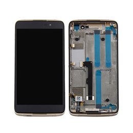 one touch alcatel lcd screen 2019 - For Alcatel One Touch Idol 4 LTE OT6055 6055 6055P 6055Y 6055B 6055K LCD Display Digitizer Touch Panel Screen Assembly +
