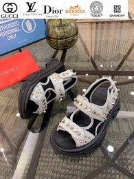 $enCountryForm.capitalKeyWord Australia - Vvtisks6 Women's Shoes Rivets Gray Platform Sandals Casual Shoes Casual Handmade Walking Tennis Sandals Slippers Mules Slides Thongs