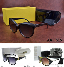 $enCountryForm.capitalKeyWord Australia - Cool Big size men women Sunglasses with origianal box kaka eyeglasses gold Metal Round classical Vintage jim Glasses for Friends as Gifts
