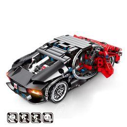 Black Blocks Australia - Race Car Block 701401 Technology Series Bugatti-Qilong Children's Wisdom Collecting Block Universal Boy Toys Kid Toy Legoings