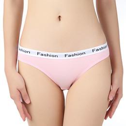 a5f7c1cef416 Fasshion Women's Panties Women Solid Color Cotton Briefs Underwear Panties  For Woman Hot Sale Unerwears Plus Size M L XL XXL