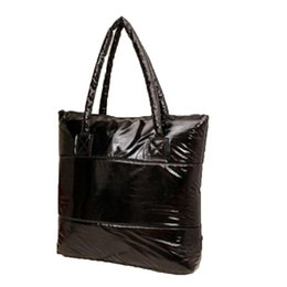 $enCountryForm.capitalKeyWord Australia - Women's Space Sponge Portable Lady Cotton-padded Bags Hasp Fashion Clutch handbag Leatherette #151515