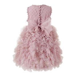 7e861869e42 Baby Party Wear Tutu Fluffy Girl Summer Dress Children s Princess Dresses  For Girls Toddler Birthday Dress Kids Casual Clothes
