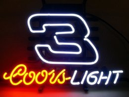 Coors Beer Neon Sign Australia - New Star Neon Sign Factory 17X14 Inches Real Glass Neon Sign Light for Beer Bar Pub Garage Room 3 Coors Light TN622.