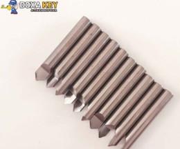 $enCountryForm.capitalKeyWord Australia - 5pcs lot 0060B 90 degree spade drill for WENXING key cutting machines replacement key duplicating