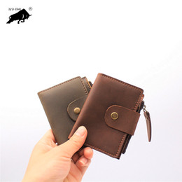 genuine leather key case holder UK - Car Key Key Case Bag Genuine Leather Vehicle Key Holder Wallets