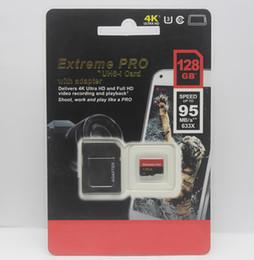 Gorący dobry prezent Android Telefon 32 GB 64 GB 128 GB klasy 10 Micro SD Card Micro 256 GB Micro TF Card DHL