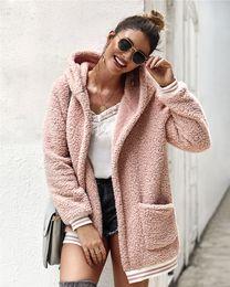 Wholesale oversized long cardigan resale online - Women s Oversized Open Front Hooded Draped Pockets Cardigan Coat Colors S XL