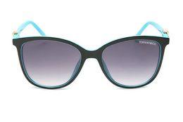 Designer de óculos de sol da moda das mulheres do estilo do vintage espelho quadrado óculos de sol óculos de armação de plástico novo espelho quadrado chifre de búfalo óculos em Promoção