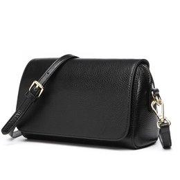 $enCountryForm.capitalKeyWord UK - Belle2019 Woman Joker Ma'am Genuine Leather Packet Cowhide Hand Bag Single Shoulder Package