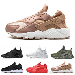 China Air Huarache 1.0 Classic Ultra Running Shoes for Men Women Designer Huaraches Maxes Shoes Red White Black Jogging Sports Sneakers 36-45 supplier air huarache box suppliers