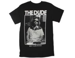 $enCountryForm.capitalKeyWord NZ - Ripple Junction Big Lebowski Dude Photo Adult T-Shirt funny Tops Novelty 2018 Newest Retro Print Top Tee O Neck T Shirt men