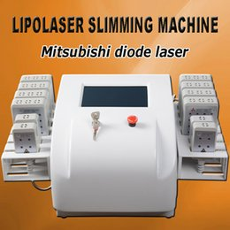 weight loss machines for home use 2019 - lipolaser slimming beauty machine laser lipolysis for body slimming laser weight loss Mitsubishi diode laser ML101J27 fo