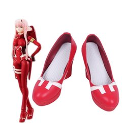 $enCountryForm.capitalKeyWord NZ - darling in the franxx cosplay ichigo hiro zero two ROLECOS 02 Boots Women Cos japanese cosplay 002 Custom