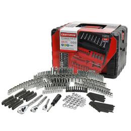 Craftsman Set di utensili meccanico da 320 pezzi con custodia, kit chiave a cricchetto con chiave a bussola in Offerta