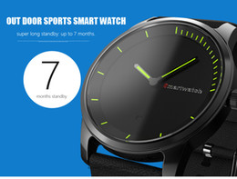 Smart Watches For Windows Australia - Newest S68 Round Screen Smart Bluetooth 4.0 Watch Quartz Chargeable IP68 Waterproof Watch for IOS&Andriod