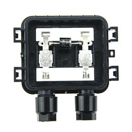 $enCountryForm.capitalKeyWord Australia - pv 1 Pcs 10W-50W Junction With Cable Connector For PV Solar Panel box