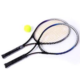 $enCountryForm.capitalKeyWord UK - 1 Pair Tennis Racket Tennis Balls Racquet String squash raquete With Racquet Sport Bags Accessories Free Shipping