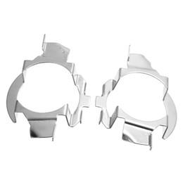 H7 bulb Holders online shopping - 2pcs H7 LED Headlight Bulb Holder Adapter Car Headlight Bulb Base Holder Adapter Socket