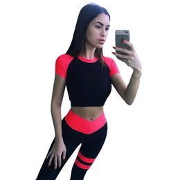 Yoga Yoga Sets Myzyqg 2019 Pure Fitness Sport Suit Women Tracksuit Yoga Set Gym Running Set Sportswear Leggings Tight Jumpsuits Workout Sports