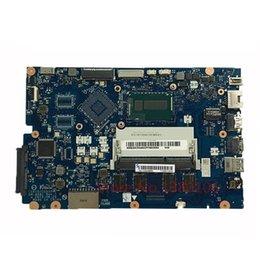 Материнская плата ноутбука KEFU для Lenovo устройства IdeaPad 100-15IBD 100-15IBD CG410/CG510 Нм-A681 с материнской платой оперативной памяти стандарта DDR3L 3215U проверенные работы
