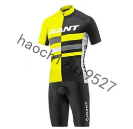 Cycle Suits Australia - UCI Tour de France New GIANT Cycling Skinsuit Maillot Ropa Ciclismo Hombre Cycling Clothing Triathlon Suit Quick Dry Bike Jersey Wetsuit Men