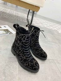$enCountryForm.capitalKeyWord Australia - Sky Martin Boots Ankle Boots With Cross Straps And Thick Platform Wedding Party Shoes Free Shipping For Fashion Women