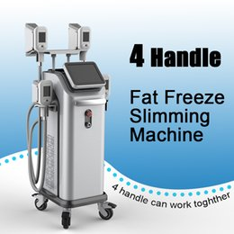 Machine System Slimming Vacuum Australia - 2019 best cryolipolysis system cryolipolysis promotion vacuum cryolipolysis body shape super cryo freeze fat Slimming Machine