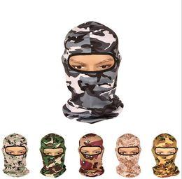 $enCountryForm.capitalKeyWord NZ - New Camouflage Tactical Headgear CS Mask Outdoor Sports bike Bicycle Cycling Fishing Motorcycle Masks Ski sports Balaclava Full Face Mask