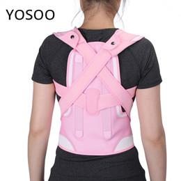 $enCountryForm.capitalKeyWord Australia - Children Posture Corrector Back Support Belt Kids Corset Spine Back Support Lumbar Shoulder Braces Posture Correction Brace
