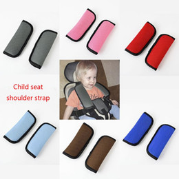 $enCountryForm.capitalKeyWord Australia - Baby Infant Stroller Cushion Car Seat Vehicle Safety Shoulder Strap Cover Pad