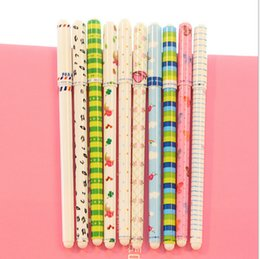 $enCountryForm.capitalKeyWord Australia - Best selling gel pens Color Neutral Pen Set 10 Multicolor Neutral Pens 0.38mm Watercolor Children's Learning044