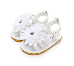 $enCountryForm.capitalKeyWord UK - Kids Shoes Designer Flower Newborn First Walker Anti-slip Soft Sole Girls Shoes Toddlers Infant Children Kids Flower Shoes Pu Leather Gift