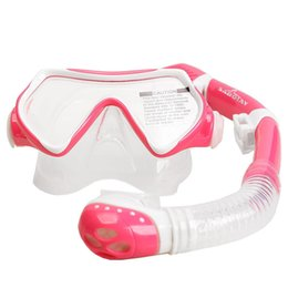 $enCountryForm.capitalKeyWord NZ - Adult Snorkeling Diving Set Anti-mist Toughened Glass Equipment Anti-fog Full Dry Breathing Tube Underwater Goggles