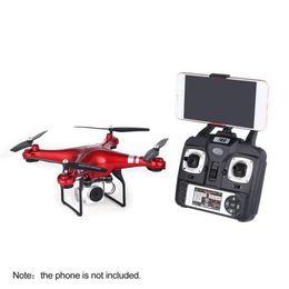 Camera Modes Australia - SH5H 2.4g FPV Drone with 720p HD Wifi Camera Live Video Headless Mode Gravity Sense Return Key RC Quadcopter