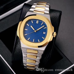 $enCountryForm.capitalKeyWord Australia - Mens Luxury Watches Automatic Movement Glide Sooth Second Hand Sapphire Glass High Quality Mens Wristwatch
