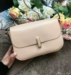 handbags doctor style soft leather Australia - 2019 women handbag classic OL moden fashion special genuine leather small hand bag flap england style girlfried beautiful birthday gift 26cm