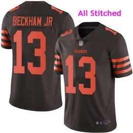 SpringS Store online shopping - Mens Womens Youth Odell Beckham Jr Baker Mayfield Browns Jersey Myles Garrett Nick Chubb Denzel Ward Custom Sports football jerseys store