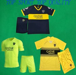 $enCountryForm.capitalKeyWord NZ - 19 20 Boca Juniors Soccer Kits Home Third 2019 20 Pavon GAGO TEVEZ Football Jersey And Shorts Mens Outdoors Sports Uniforms Training Suits
