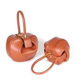 5ebe230ab32a3 Mode Marke Dame Royal Hochzeit Verschluss Echtes Leder Tote Bag Handtasche  Promi Geldbörse Für Frauen