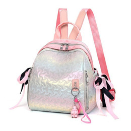 Multi purpose clothing online shopping - Female Bag New Pattern Dual Purpose Fresh Backpack Multi Function Fashion Literature Shell Type Rucksack Sell Well mf p1