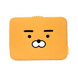 Macbook 13 bags online shopping - Cute Cartoon Pattem Portable Sleeve bag inch For Student computer Bag Women Girls Forpro air NoteBook