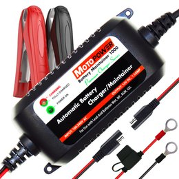 MOTOPOWER MP00206A 12V 1.5A Fully Automatic Smart Battery Charger Maintainer for Car Truck Boat Motorcycle all types Lead Acid Batteries from power bank outdoors manufacturers