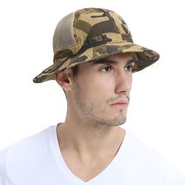 $enCountryForm.capitalKeyWord Australia - VOBOOM Bucket Hat Women Girl Lady Summer Sun Protection Cotton Cap Half Net Mesh Hats 135