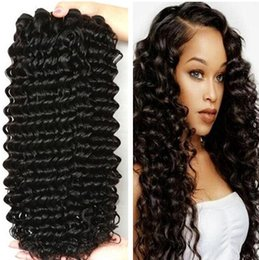 $enCountryForm.capitalKeyWord Australia - Mink Brazilian Deep Curly Virgin Hair 3 Bundles 9A Unprocessed Brazilian Deep Wave Human Hair Weave Bundles