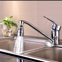$enCountryForm.capitalKeyWord Australia - Shower Swivel Head Adapter Water Saving Tap Aerator Connector Diffuser Filter Aerator Faucet Nozzle Filter Kitchen accessories ZJ0188